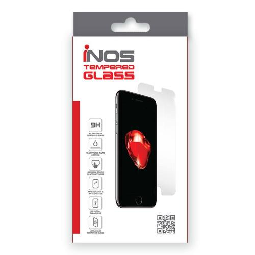 Tempered Glass Full Face inos 9H 0.33mm Samsung G960F Galaxy S9 3D Round Glue Διάφανο (1 τεμ.) (5205598107451)