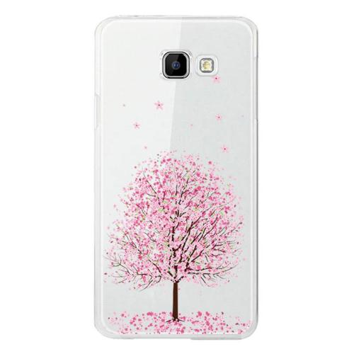 Θήκη TPU inos Samsung A310F Galaxy A3 (2016) Art Theme Almond Tree (5205598096984)