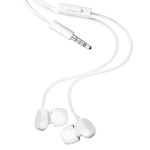 Hands Free Stereo Nokia WH-208 3.5mm Λευκό (6438158490468)