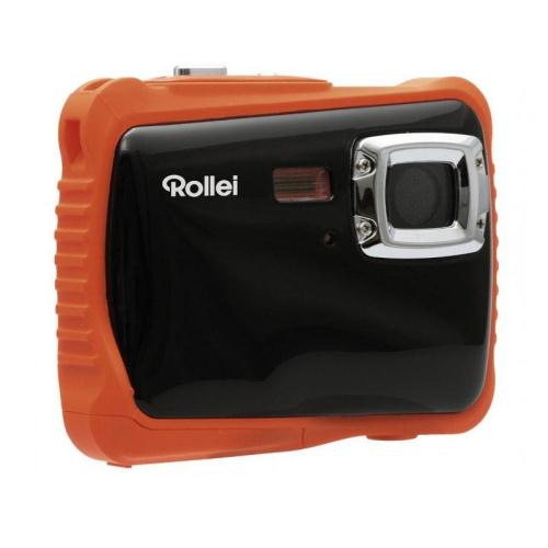 Waterproof Digital Camera Rollei Sportsline 65 Πορτοκαλί-Μαύρο (4048805100576)