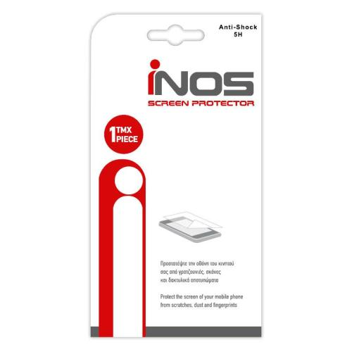 Screen Protector inos 5H Samsung G925 Galaxy S6 Edge Anti-Shock (1 τεμ.) (5205598069520)