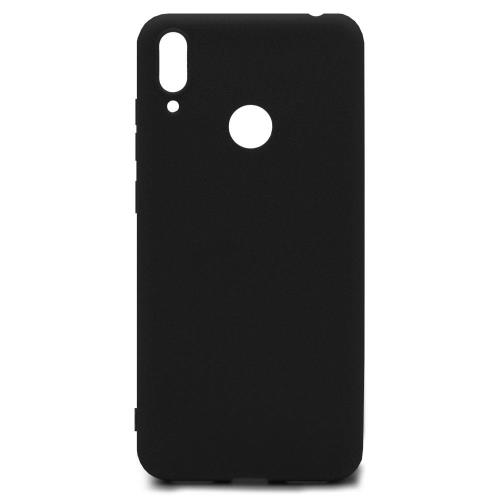 Θήκη Soft TPU inos Honor 8X S-Cover Μαύρο (5205598124526)