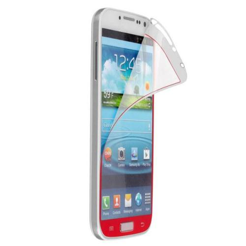 Screen Protector Goospery Samsung i9505 Galaxy S4 Anti-Finger (2 τεμ. Clear + Κόκκινο) (5205598052720)