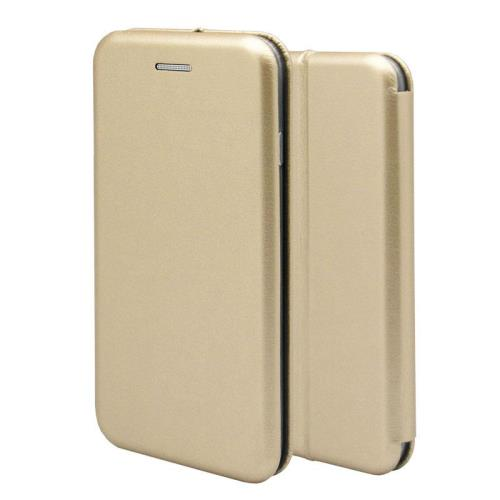Θήκη Flip Book inos Xiaomi Redmi Note 8 Pro Curved M-Folio Χρυσό (5205598130114)