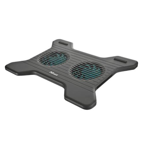 Βάση - Cooling Stand Trust Notebook XStream Breeze 2 Fan για Laptop έως 16΄΄ Μαύρο (8713439178050)