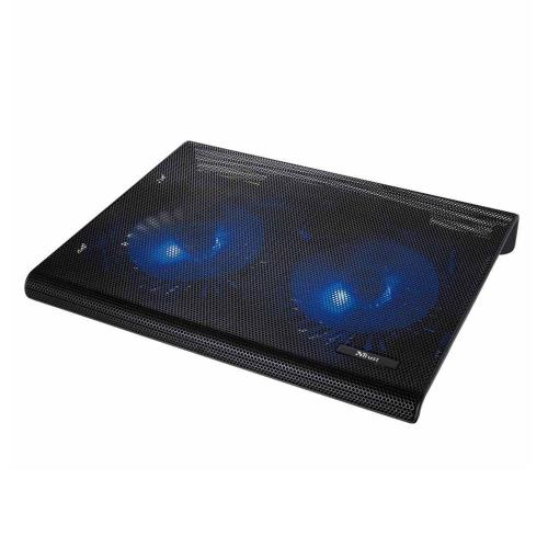 Βάση - Cooling Stand Trust Notebook Azul 2 Fan για Laptop έως 17.3΄΄ Μαύρο (8713439201048)