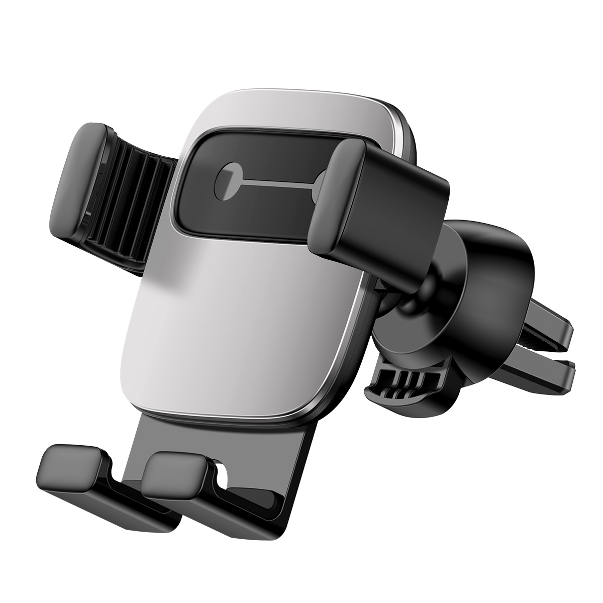 Baseus Cube Gravity Car Mount SUYL-FK0S | One-Hand Operation | Multi-Angle | Charging Hole | Give the Phone a Personal Look
