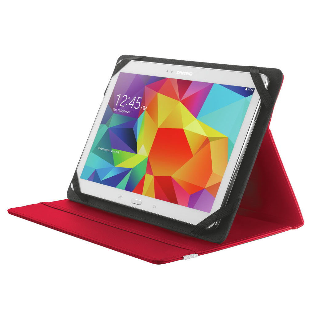 Trust 20316 Primo Universal Folio Tablet Case & Stand: Θήκη για Tablet έως και 10""