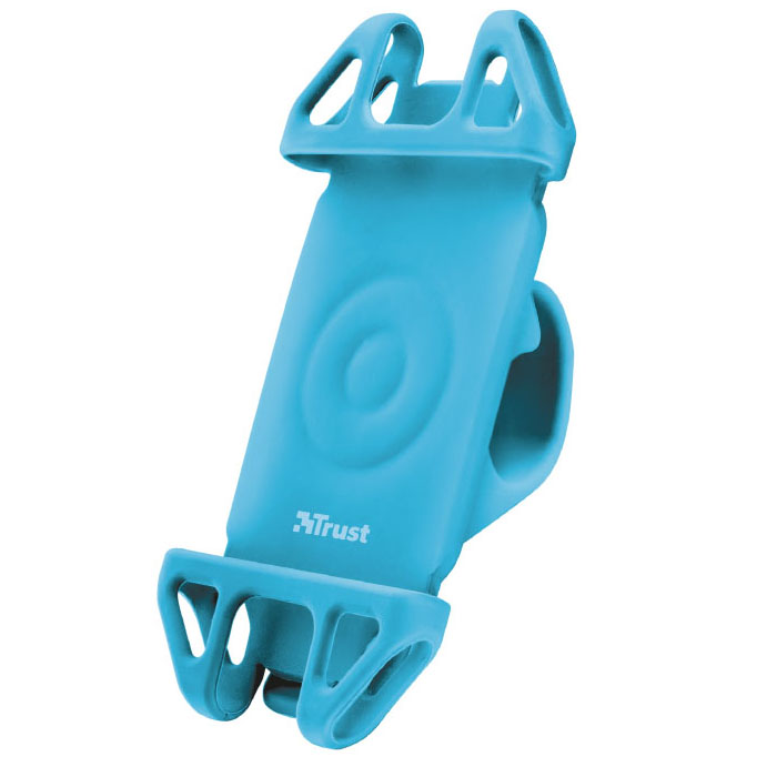 Trust Bari Blue 22493 Flexible Universal Bike & Bicycle Smartphone Holder (Βάση τιμονιού για κινητά & smartphone)
