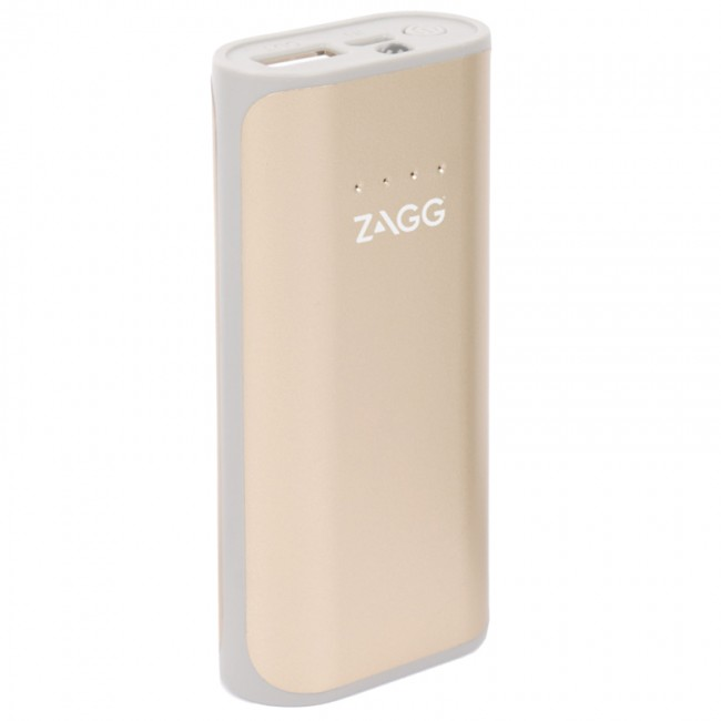 ZAGG Ignition 3 Gold Portable Charger & Torch 3000mAh USB @ 2.1A: Φορητή Μπαταρία για Smartphones, Κινητά, Tablets κ.λπ.