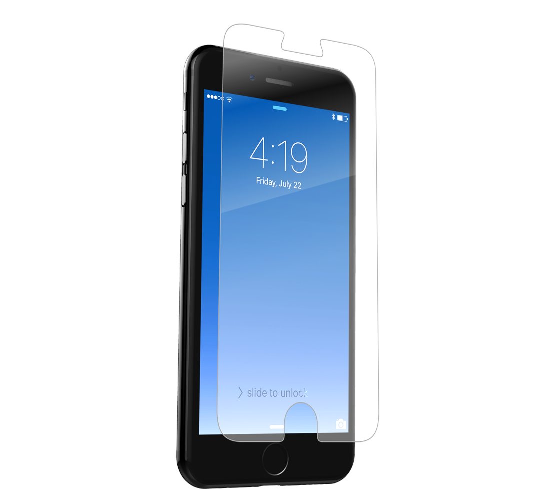 "ZAGG invisibleSHIELD Glass+ για Apple iPhone 7 & 8 (4.7"")"