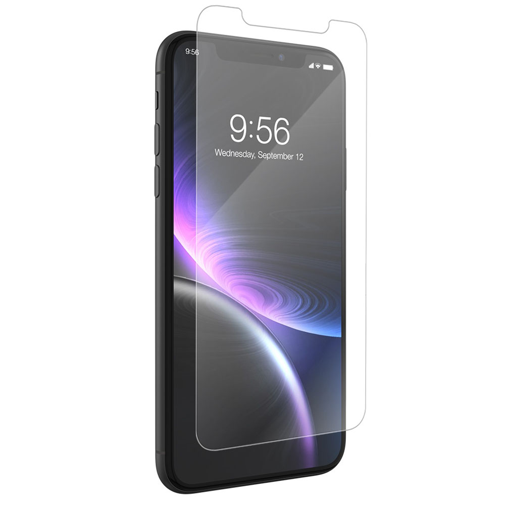 ZAGG invisibleSHIELD Glass+ (Extreme Impact & Scratch Protection) για Apple iPhone XR - 11 (Case Friendly)