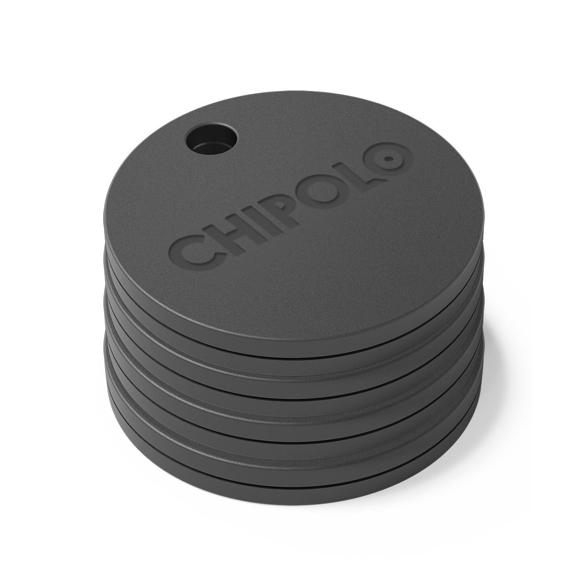 Chipolo Plus @ 100db (Charc. Black) Tag it. Find it. Bluetooth Alarm System: iOS & Android συναγερμός απόστασης αντικειμένων!!!