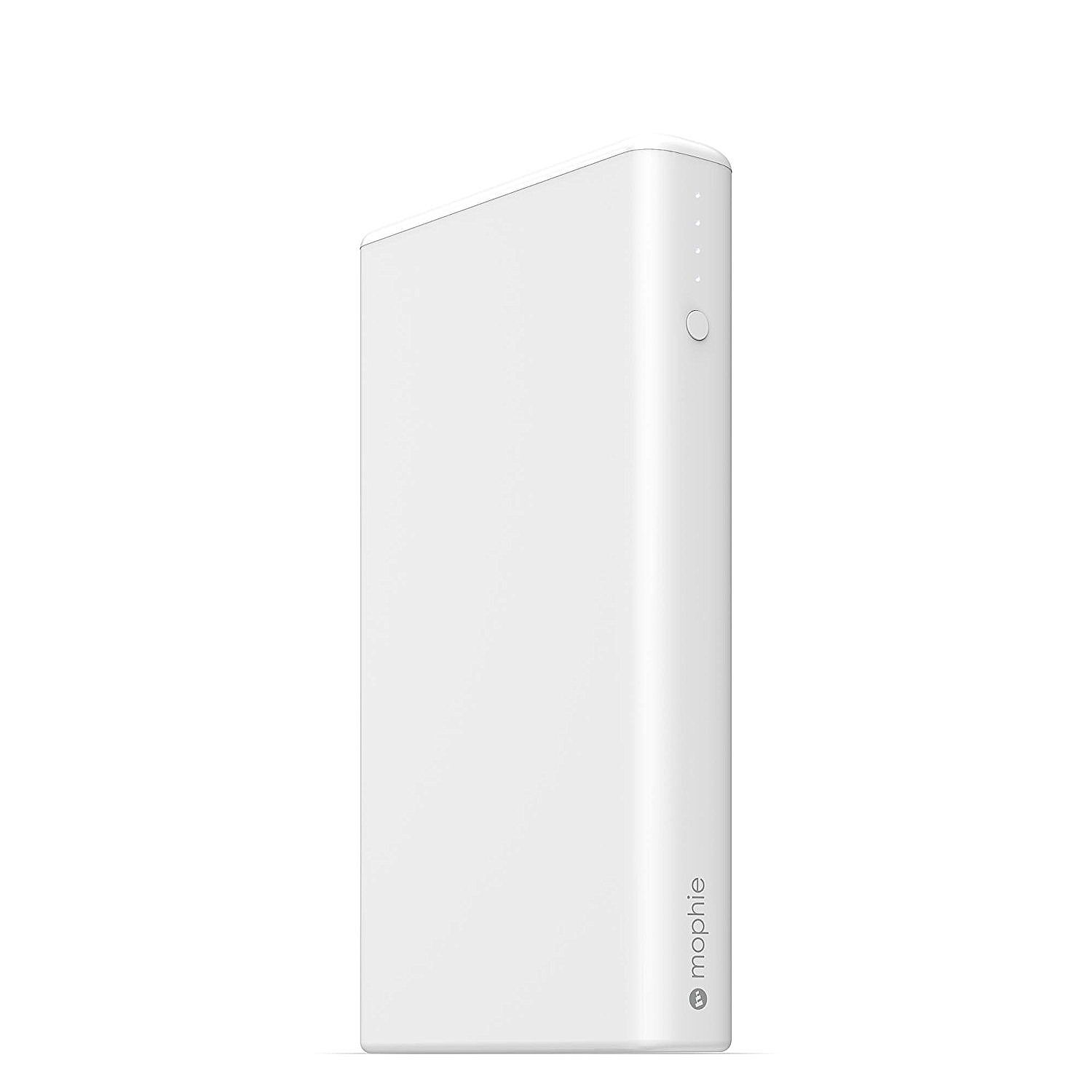 Mophie Power Boost XXL White Portable Charger 20800mAh 2x USB @ 4.2A: Φορητή Μπαταρία για Smartphones, Κινητά, Tablets κ.λπ.