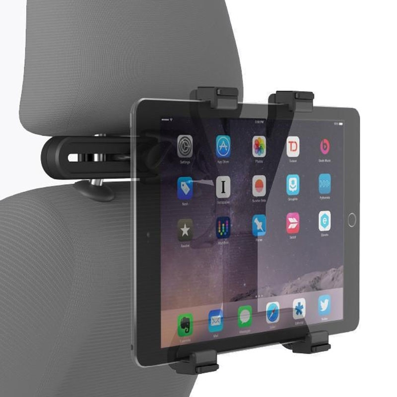 Cygnett Cargo II Car Headrest Mount & Holder για Apple iPad, Tablets, PNA, PDA, TV, DVD, GPS κ.λπ.
