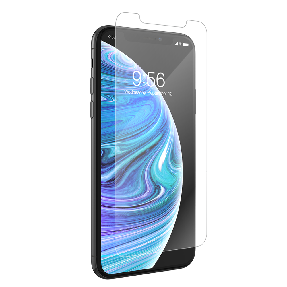 ZAGG Glass+ Visionguard (Protect Your Eyes & Your Phone) για Apple iPhone X / XS - 11 Pro