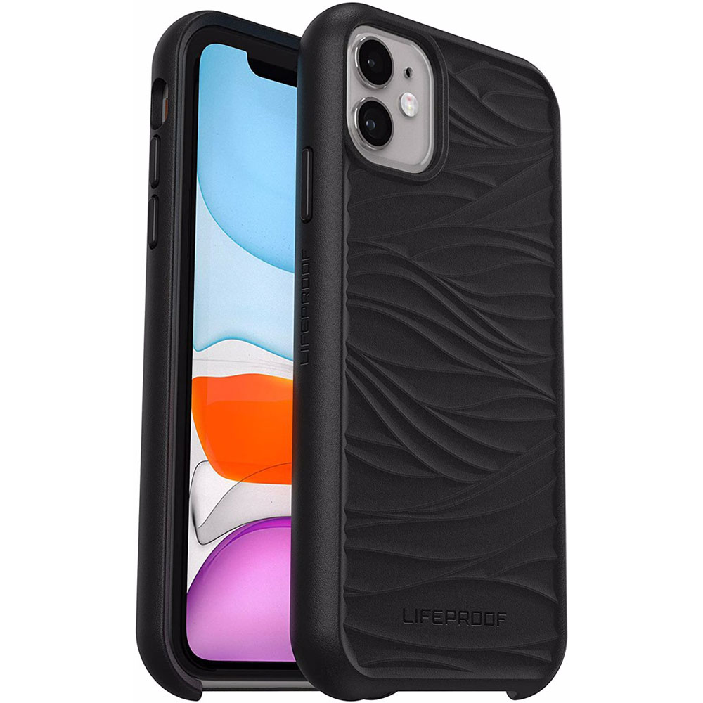 Lifeproof Wake Dropproof Case για Apple iPhone 11 Black (77-65113)