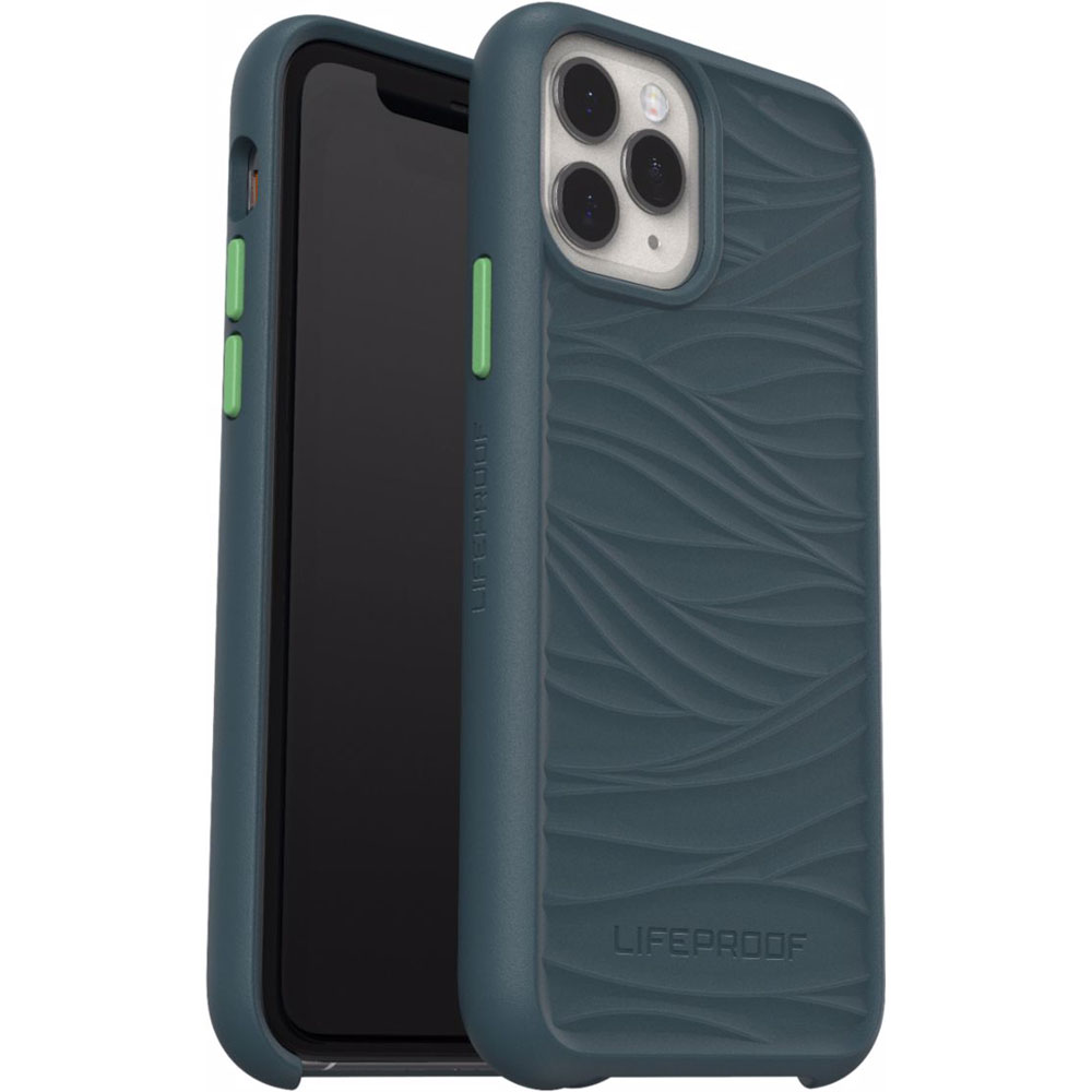 Lifeproof Wake Dropproof Case για Apple iPhone 11 Pro Max Blue/Green (77-65121)
