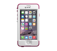 "LifeProof Nuud WaterProof, DirtProof, SnowProof, ShockProof Case Pink για iPhone 6 (4.7"") (77-50351)"