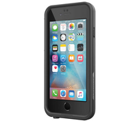 "LifeProof Fre With TouchID WaterProof, DirtProof, SnowProof, ShockProof Case Black για iPhone 6 Plus / 6S Plus (5.5"") 77-52558"
