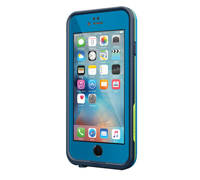 "LifeProof Fre With TouchID WaterProof, DirtProof, SnowProof, ShockProof Case Banzai Blue για iPhone 6 / 6S (4.7"") 77-52566"