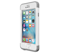 "LifeProof Nuud With TouchID WaterProof, DirtProof, SnowProof, ShockProof Case White για iPhone 6 / 6S (4.7"") 77-52570"