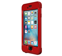 "LifeProof Nuud WaterProof, DirtProof, SnowProof, ShockProof Case Campfire Red για iPhone 6 / 6S (4.7"") (77-52572) (OFF2)"