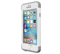 "LifeProof Nuud WaterProof, DirtProof, SnowProof, ShockProof Case White για iPhone 6 Plus / 6S Plus (5.5"") (77-52575) (OFF2)"