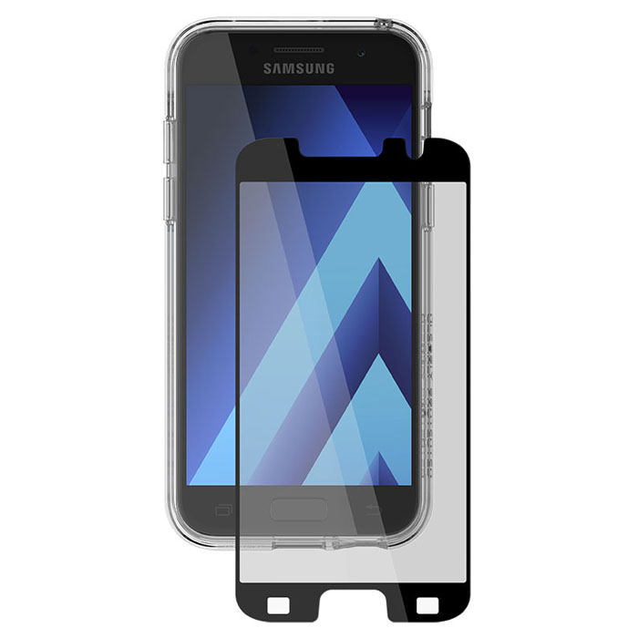 Otterbox (77-55452) Full Face Alpha Glass Protector για Samsung SM-A320F Galaxy A3 (2017) (εύκολη τοποθέτηση & Case Friendly)