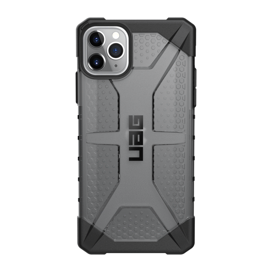 UAG Original Protective Cover Case Plasma Series για Apple iPhone 11 Pro Max ASH (Smoke)