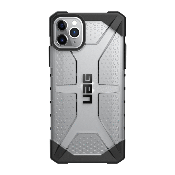 UAG Original Protective Cover Case Plasma Series για Apple iPhone 11 Pro Max ICE (Clear)