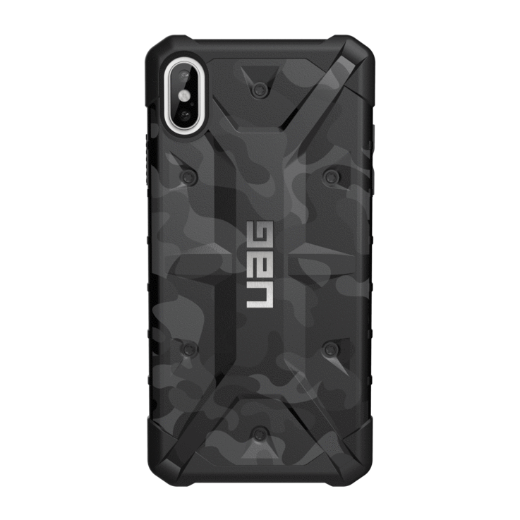 UAG Original Protective Cover Case Camo Series για Apple iPhone XS Max Midnight