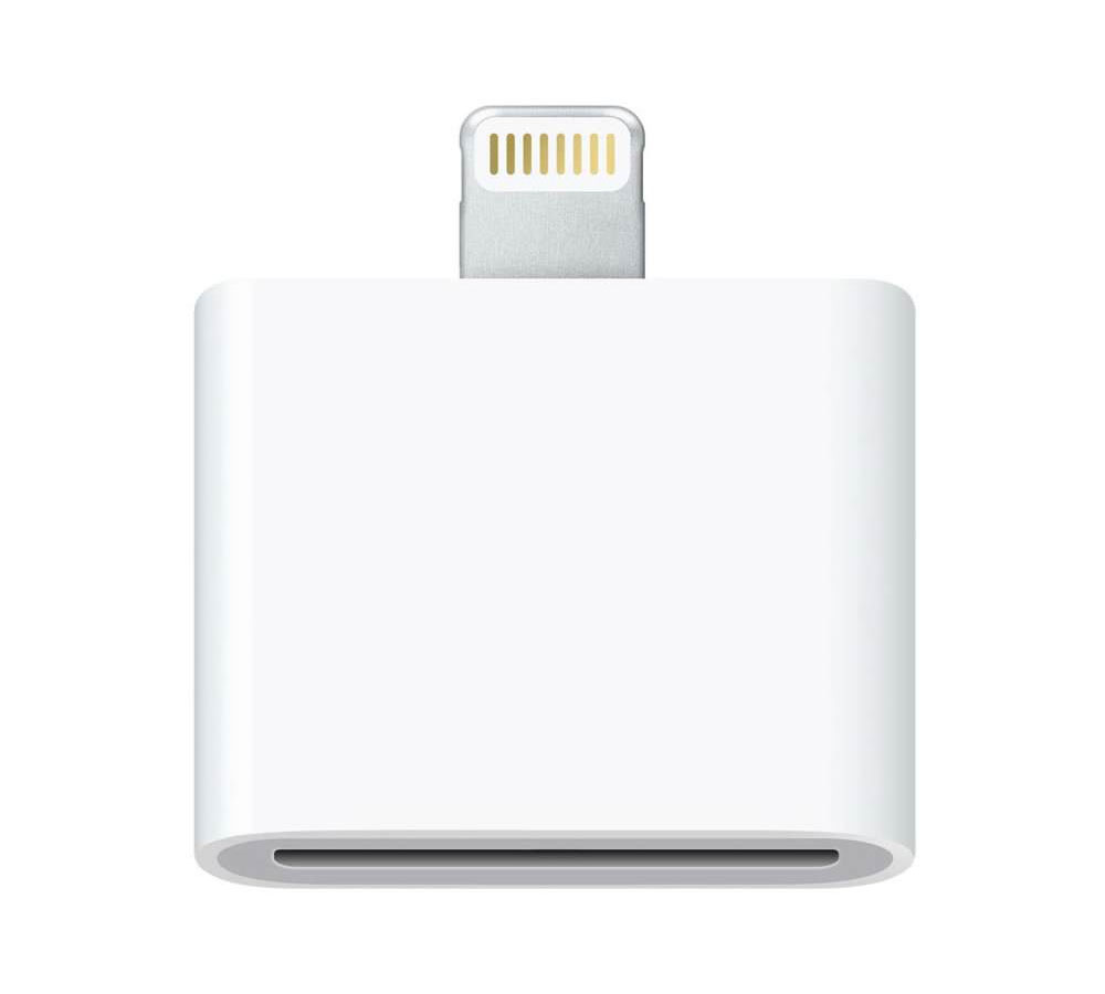 Avantree 30-pin Dock (iPhone 2G, 3G, 3GS, 4, 4S, iPod & iPad) to Lightning (iPhone 5/6/7, iPod & iPad) Adapter