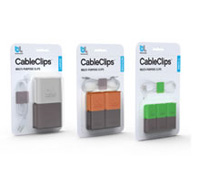 Bluelounge CableClip Cable Management Small (3pcs) (Τακτοποίηση Καλωδίων)