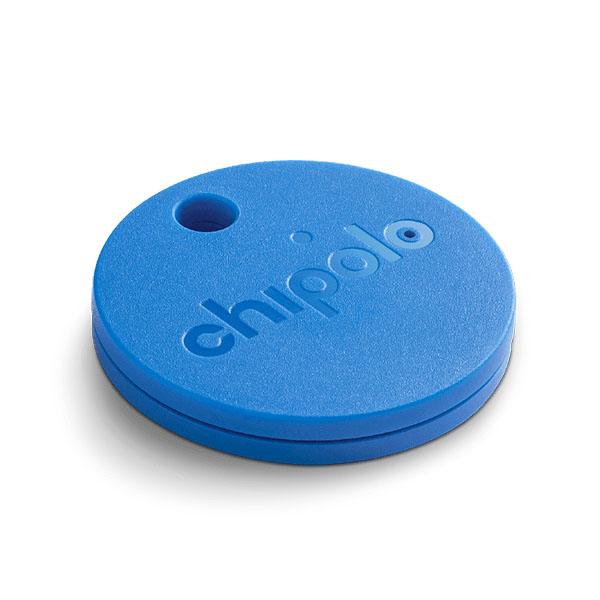 Chipolo Classic (Ocean Blue) Tag it. Find it. Bluetooth Alarm System: iOS & Android συναγερμός απόστασης αντικειμένων!