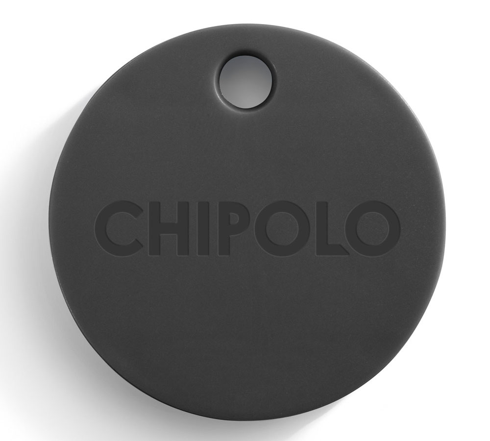 Chipolo (Μαύρο) Tag it. Find it. Bluetooth Alarm System: iOS, Android & Windows Phone συναγερμός απόστασης αντικειμένων!!!