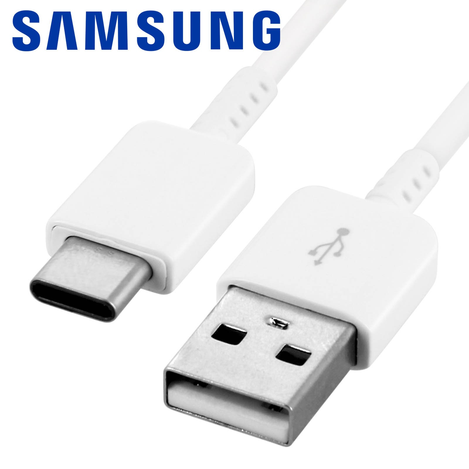 Samsung EP-DW700CWE USB --> Type-C USB Data Transfer & Charging Cable 1.5m (Bulk)