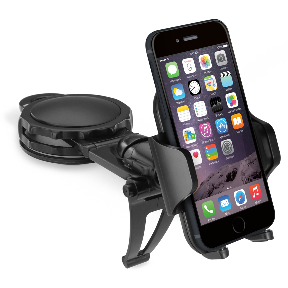 Macally dMount Universal & Fully Adjustable Car Dashboard Mount
