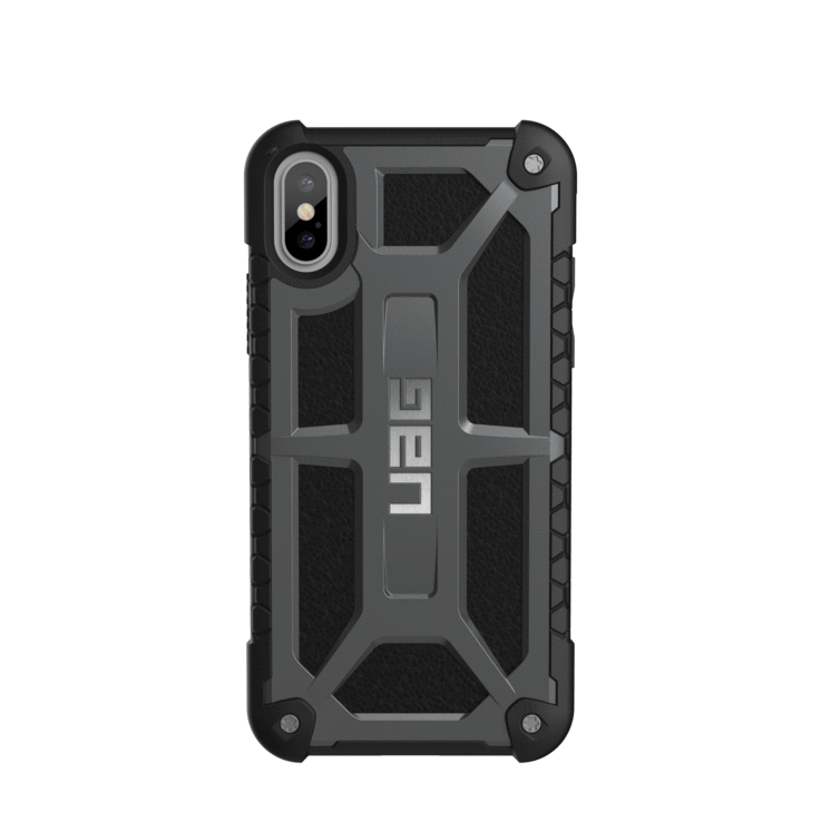 UAG Original Protective Cover Case Monarch Series για Apple iPhone X / iPhone XS Graphite