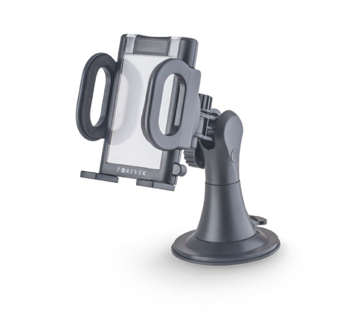 Forever CH-250 Universal Car Holder για Κινητά, Smartphones, MP3/MP4 Player, PDA, PNA, iPhone ή iPod