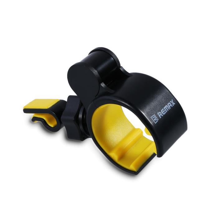 Remax RM-C05 Black-Yellow Universal Airvent Car Holder για Κινητά, Smartphones, MP3/MP4 Player, PDA, PNA, iPhone, iPod