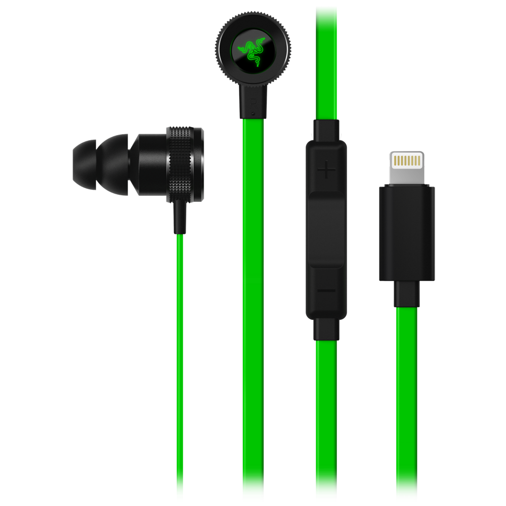 Razer HAMMERHEAD iOS In-Ear (8886419371151)
