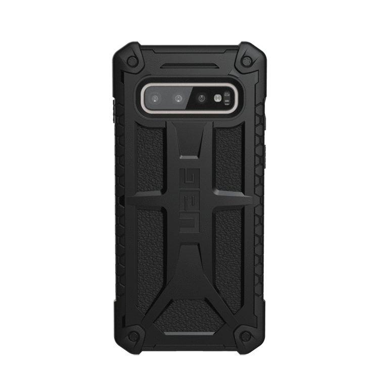 UAG Original Protective Cover Case Monarch Series για Samsung SM-G973F Galaxy S10 Black