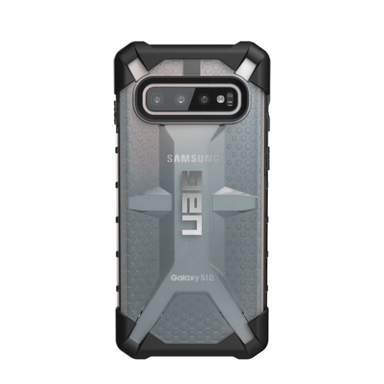 UAG Original Protective Cover Case Plasma Series για Samsung SM-G973F Galaxy S10 ICE (Clear)
