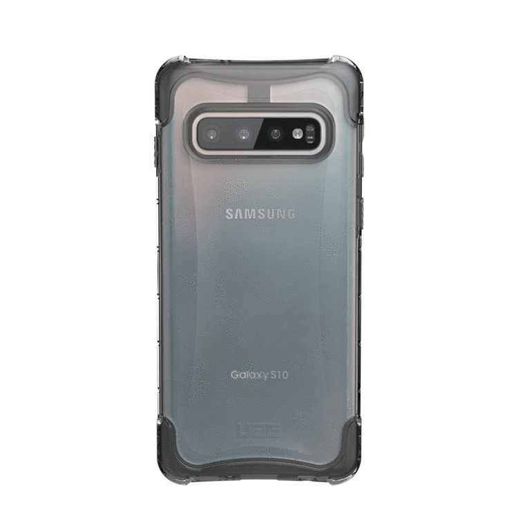 UAG Original Protective Cover Case Plyo Series για Samsung SM-G973F Galaxy S10 ICE (Clear)