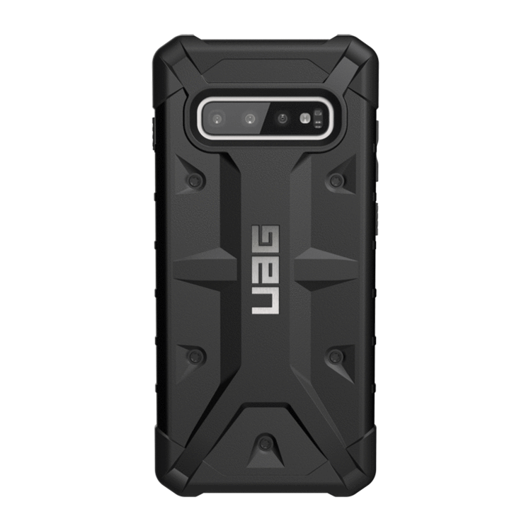 UAG Original Protective Cover Case Pathfinder Series για Samsung SM-G975F Galaxy S10+ (Plus) Black