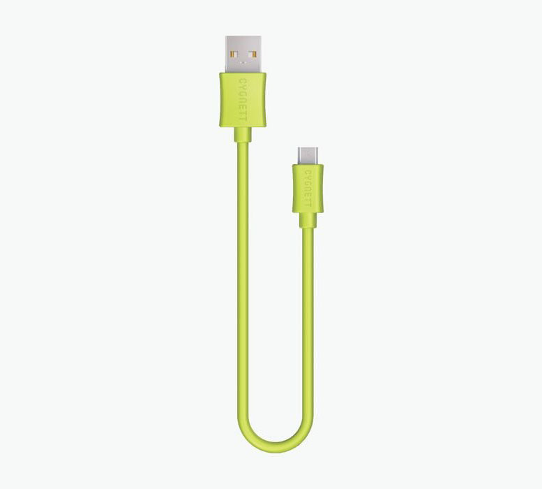 Cygnett Source USB --> microUSB Sync & Charge Cable 1.2m (CY1479PCMIC)