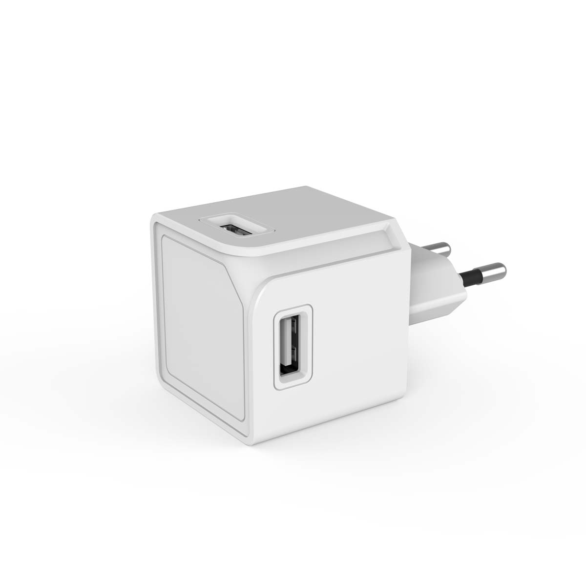 Allocacoc USBcube Original White | 4 x USB @ 3A