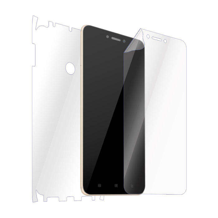 Ultimate Shield Full Body (Maximum) Invisible Film Screen Protector για Xiaomi Mi Max 2 + Οδηγίες εγκατάστασης