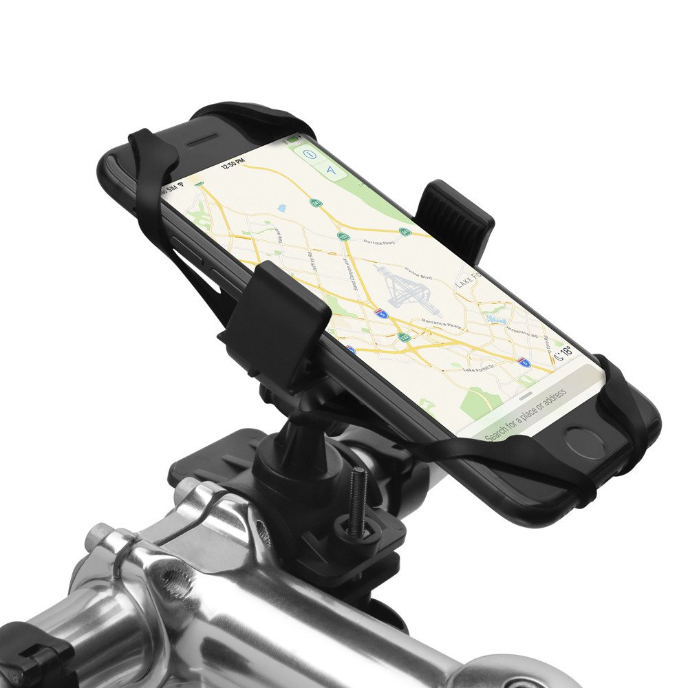 Spigen A250 Universal Bike & Bicycle Smartphone Mount Holder (Βάση τιμονιού για κινητά & smartphone)